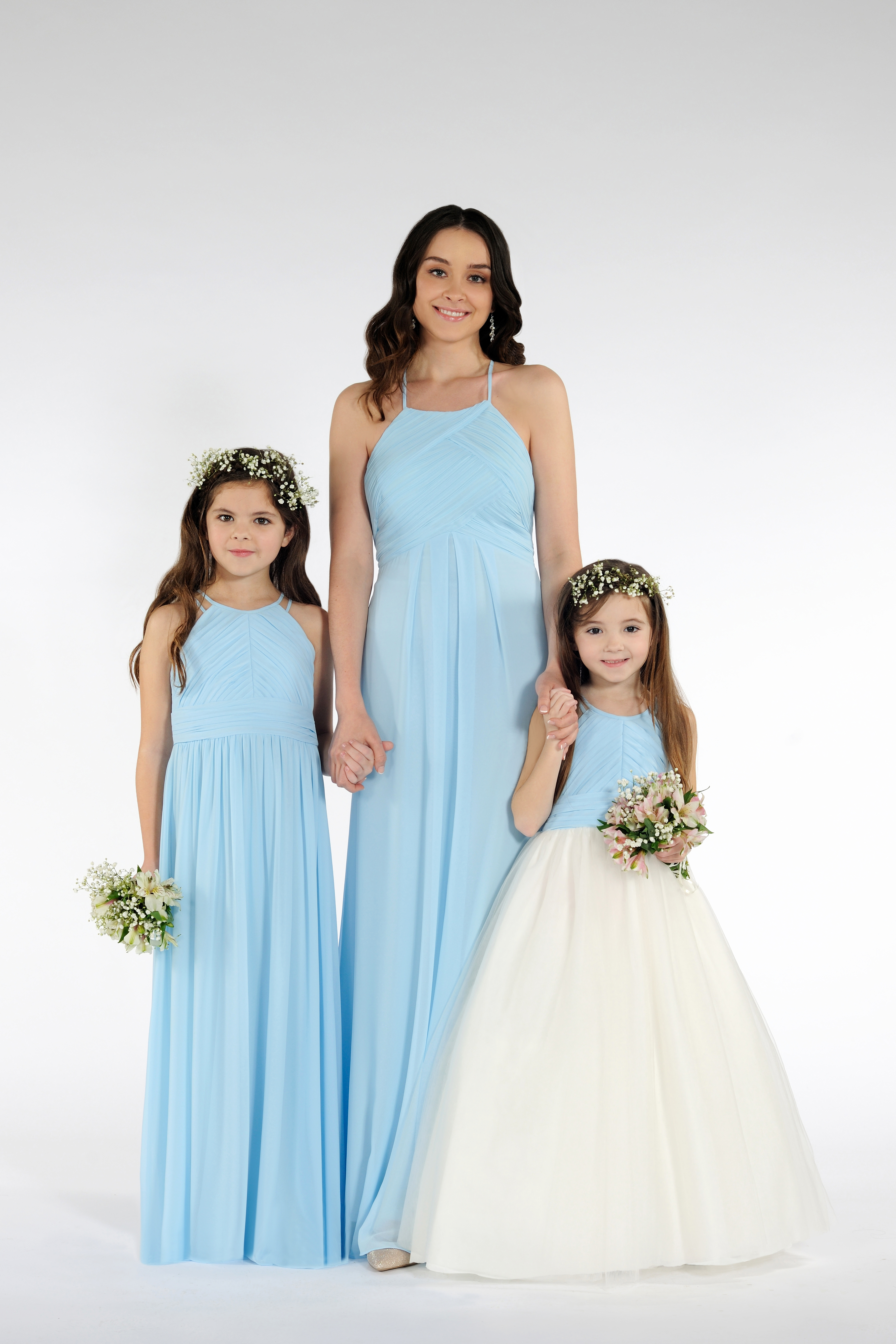 bc2c6fc34e1 Veromia flower girl and junior maid VRF81801   VRF81802 - Hagley ...